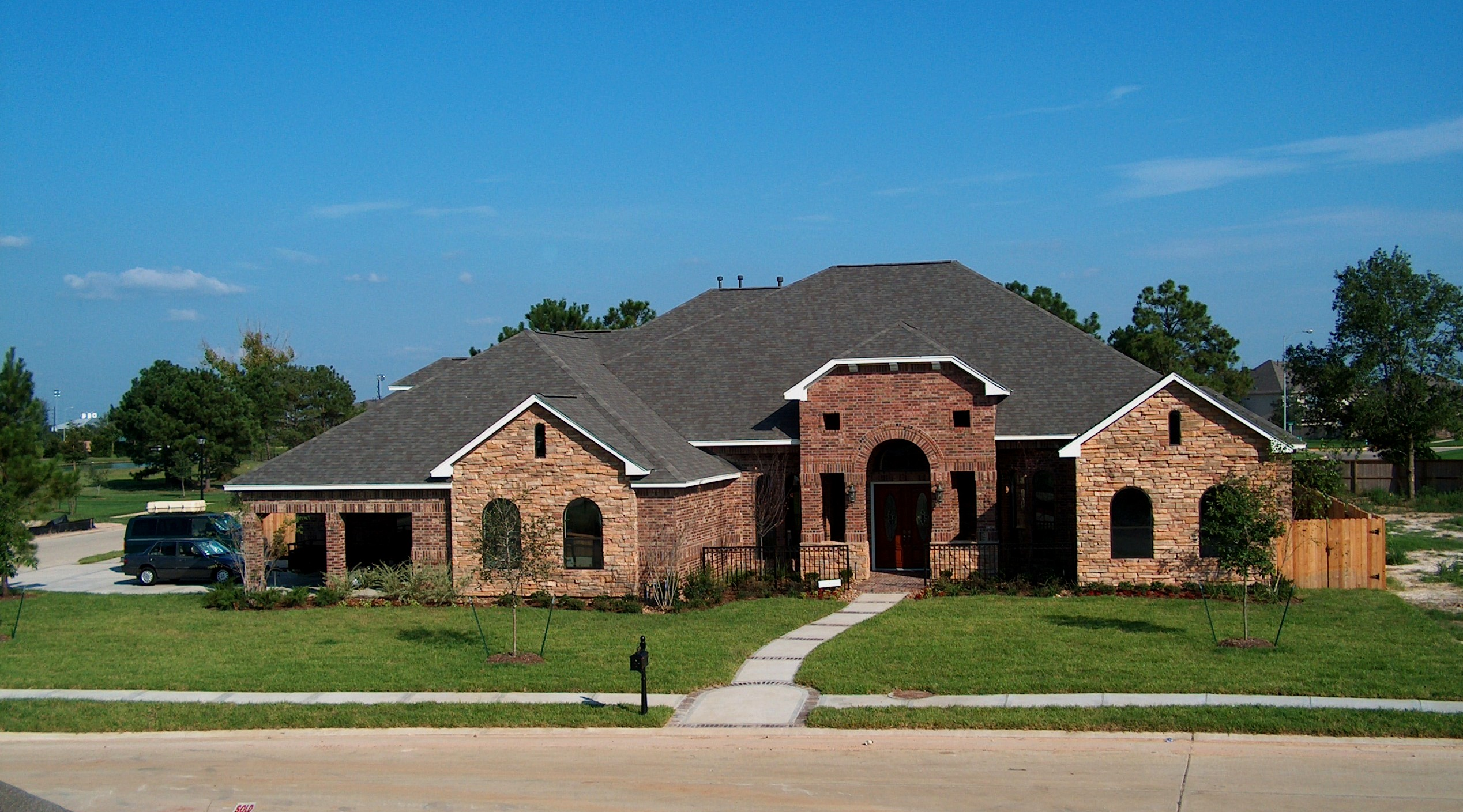 our new house in texas - New House Pic